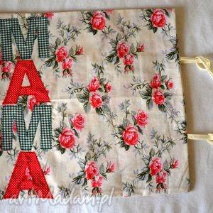 anolina poszewka dla mamy - pościel, prezent