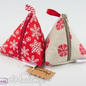 świąteczny prezent, portmonetka tipi, kosmetyczka, brelok, saszetka, pudełko