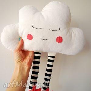 chmurka - chmurka, chmura, zabawka, przytulanka, maskotka, poduszka