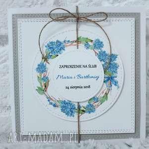 Zaproszenia ślubne , zaproszenie, okazje, personalizacja, ślub, scrapbooking