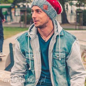 hold me tight skatepark - jesień, zima, czapka, męska