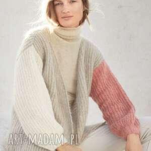 swetry sweter hall, sweter, miękki, ciepły, kobiecy, dziergany, prezent