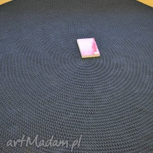 handmade dywany okrąglak
