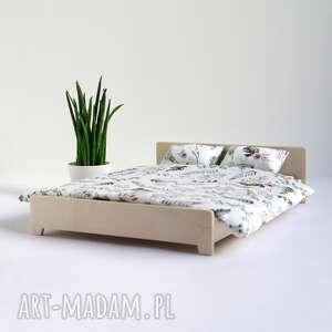 Malina DOLLHOUSE! Łóżko podwójne dla lalek wykonane