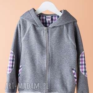 Bluza DB18M, bluza, sportowa, dziewczęca, wygodna, modna, stylowa