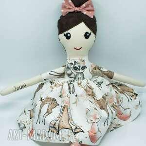 lalki lalka na prezent, szmaciana lalka, handmade, szmaciana