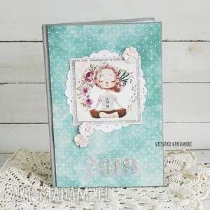 kalendarz książkowy a5 344 vairatka handmade