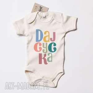 ubranka daj cycka body niemowlęce, body, śpioszki, niemowlak, noworodek, prezent