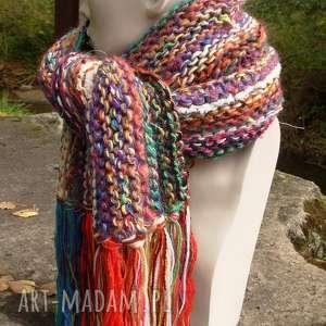 handmade szaliki