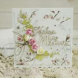 Kocham cię Mamo - kartka w pudełku 133, kartka, dzień-matki, dla-mamy, mama,