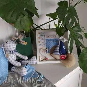 Boks noworodkowy dla maluszka dziecka karolina titi upomonek