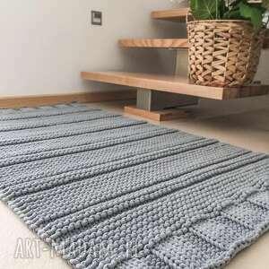 dywan pattern 60x100 cm - kolory, dywanzesznurka, dywanbawełniany