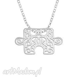 celebrate - puzzle - necklace lavoga