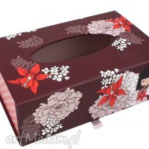 Pudełko na chusteczki nobuko pudełka kimmidoll poland