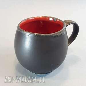 handmade ceramika kubek niezłe ziółko