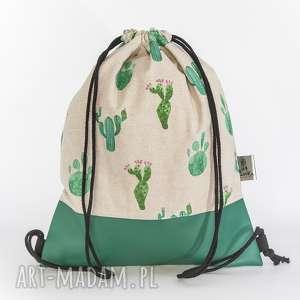 Kaktusy, kaktus, worek, plecak, meksyk