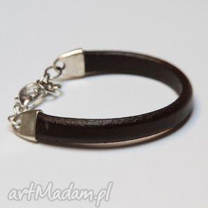 bransoletki damska bransoletka z rzemienia skórzanego, moda, modna, szyk, rzemień