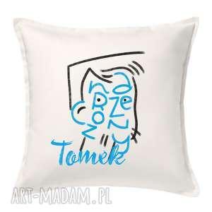 hand made poduszki poduszka narzeczony