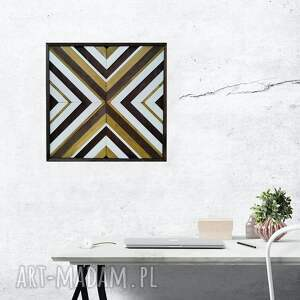 obraz z drewna, dekoracja ścienna /62/, obraz, drewniany, dekoracja