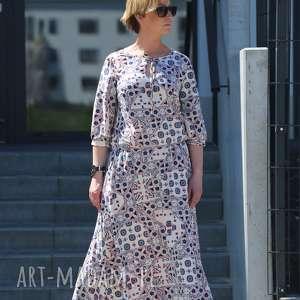 Azalujos-sukienka sukienki ququ design boho sukienka, etno