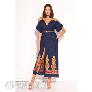Sukienka Fanna, kimonowa