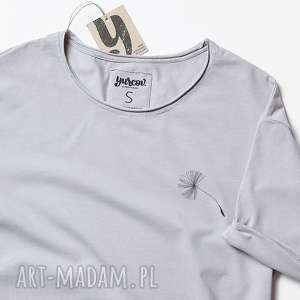 mini DMUCHAWIEC tshirt oversize, koszulka, unisex, dandelion