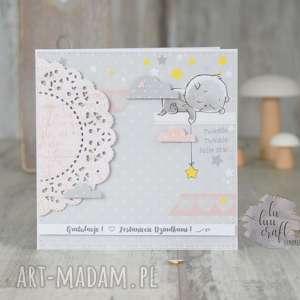lu luu craft dla przyszłych dziadków - dobra nowina, gratulacje, powiadomienie, ciąża