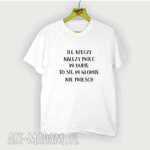 koszulka z nadrukiem dla chłopaka, super faceta, mężczyzny, męża, niego