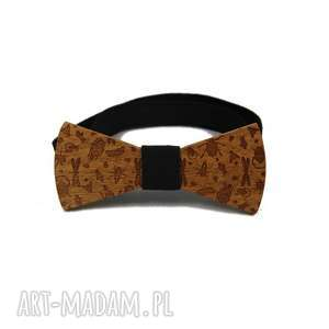 Muszka drewniana #59 muchy i muszki the bow ties mucha, muszka