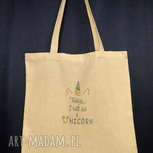 torba ekologiczna believe in magic, ekologiczna, eko torba, bawełniana