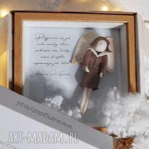 róża anioł stróż przyjaźni i nadziei, anioł, prezent dla przyjaciółki