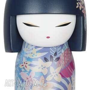 świąteczny prezent, maxi doll kana-wesoła, lalka, kimmidoll, szczęście, kokeshi