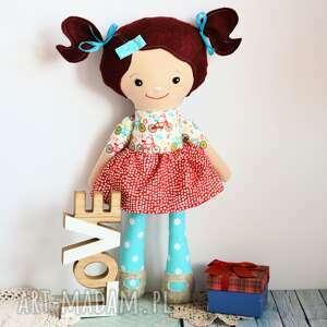 lalka rojberka - słodki łobuziak frania 50 cm, lalka, urodziny, rower