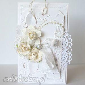 romantyczna biel - życzenia, imieniny, urodziny, ślub