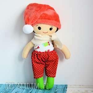 lalki lalka - skrzat adaś 36 cm, skrzat, krasnal, chłopczyk, dziecko
