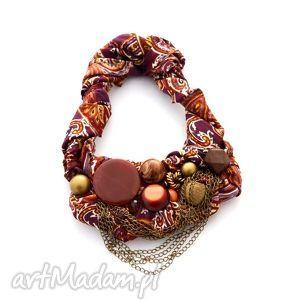 ręcznie wykonane naszyjniki gypsy naszyjnik handmade