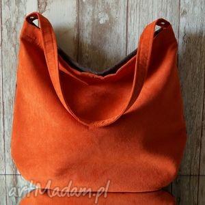 torebka hobo - hobo, shopper, torba, miejska, krata, prezent