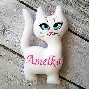 Prezent Personalizowany kotek - przytulanka, kot, personalizacja, dziecko, zabawka