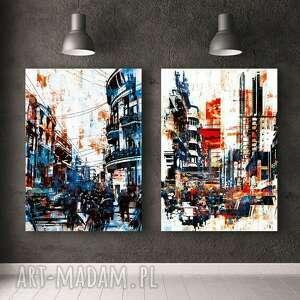zestaw 2 plakatów #21 a2 - 42x59 4cm, plakat, obraz, mieszkanie