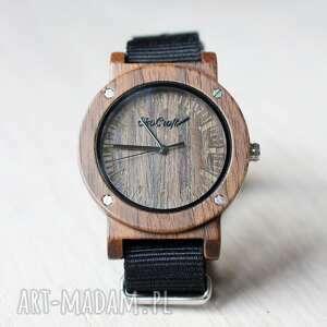 Damski drewniany zegarek swift zegarki ekocraft sportowy zegarek