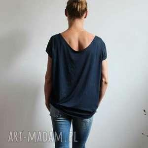 Zwiewna lejąca bluzka oversize kolory, bluzka, zwiewna, wiskoza, top,