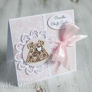 kartka z okazji chrztu świętego - dziecko, chrzest, prezent