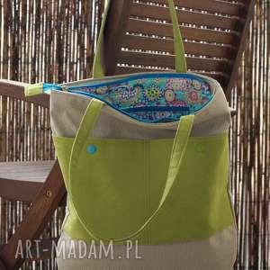 torba na ramię, torba, codzienna, pojemna, prezent, kwiaty, wiosenna