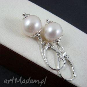 Kolczyki perły, perły