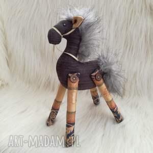 dekoracja tekstylna - koń, szyty, wielkanoc, nastolatki, urodziny, prezent