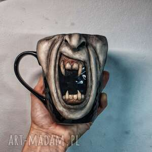 kubekzuzi nataliap monster mugs by wampir, horror, kubek
