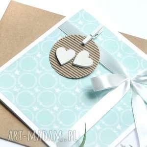 kartka ślubna :: MINT:: handmade, ślub