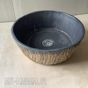 ręcznie zrobione ceramika ceramiczna umywalka robiona