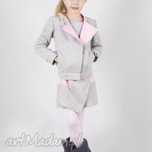 Kurtka DK01M, ramoneska, modna, stylowa, kurtka, narzutka, bluza