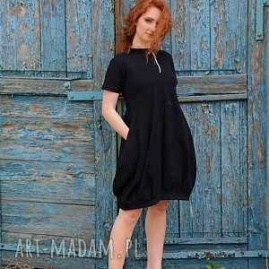 sukienki elegancka bombka na lato, bombka, szeroka, luźna, do kolana